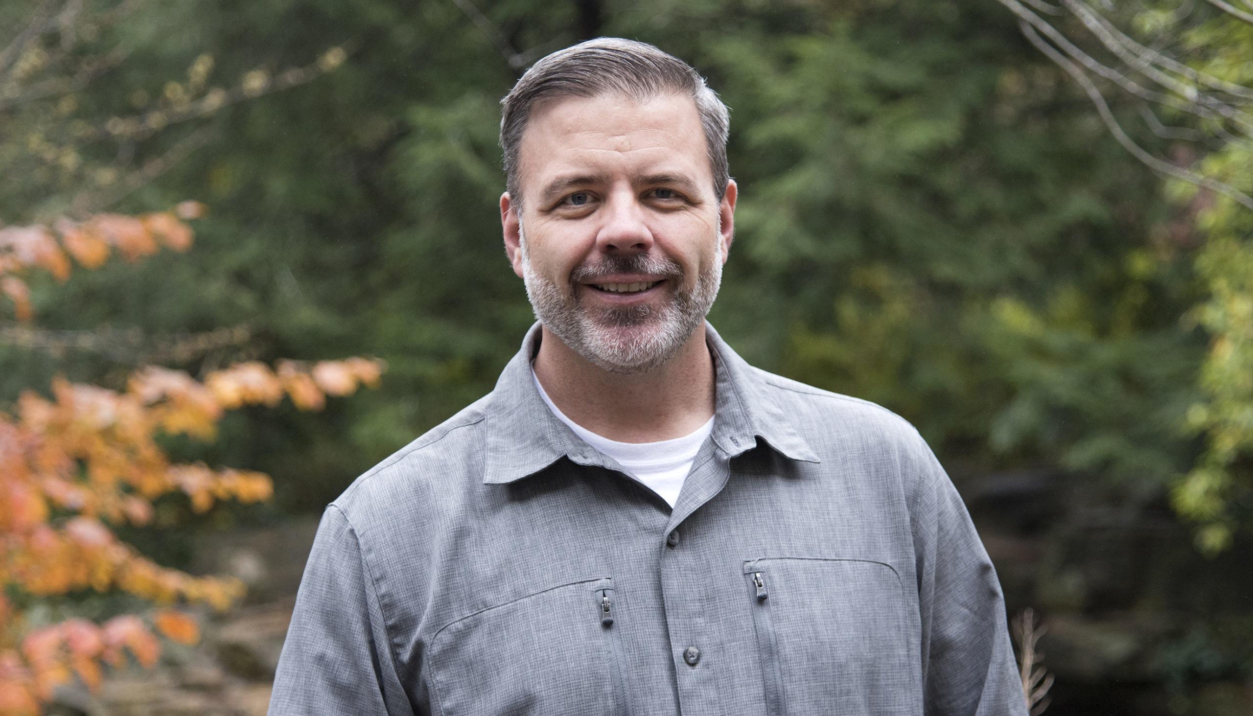 Undergraduate Coordinator Andrew Pulte