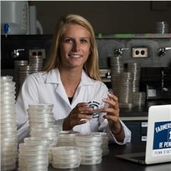 Headshot of Graduate Student Devon Carroll