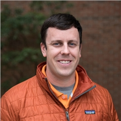 Headshot of Research Associate Kyley Dickson