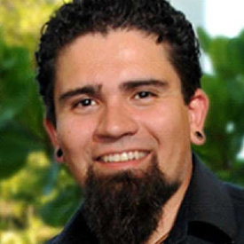 Headshot of Research Associate Javier Vargas