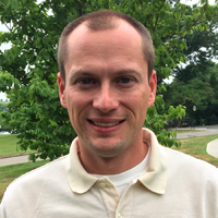 Headshot of Research Associate David Shell
