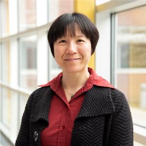 Headshot of Li Li