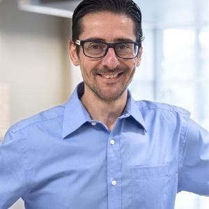 Headshot of Alessandro Occhialini