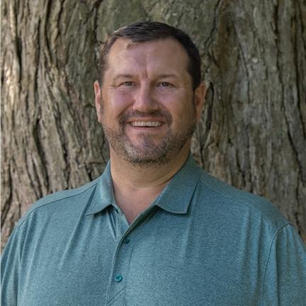 Headshot of Associate Professor  Brandon Horvath